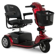 Victory 10.2 Scooter - Las Vegas Wheelchair & Scooter Rentals